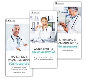 Referenz Werbeagentur Bodensee-Design - Marketing für Heilberufe