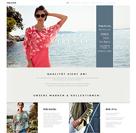 Bodensee-Design - Website Referenz -  Mode-von-Keck Meersburg
