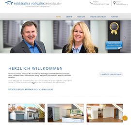 Bodensee-Design - Website Referenz -  Immobilien