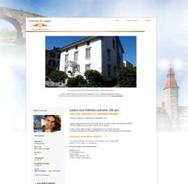 Bodensee-Design Referenz Website Immobilien Schweiz